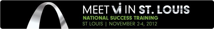 ViSalus National Success Training St Louis