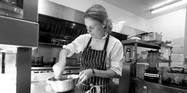 Emily Watkins trained under Heston Blumenthal before becoming a great chef in her own right at The Kingham Plough, Oxfordshire. Read a review of her career and see her recipes on Great British Chefs