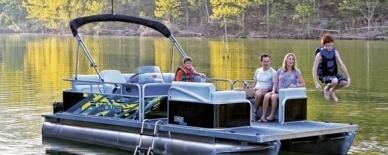 Lowe Pontoon Boats GS200 Grand Sport