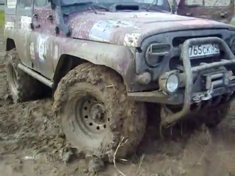 Off-road Fails & Wins Lada Niva and UAZ 469 on Wild Russian offroad