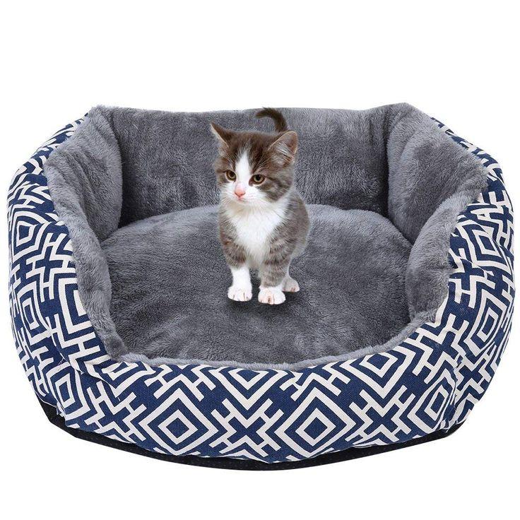 Petacc Soft Pet Sleeping Sofa Durable Pet Sofa Cushion