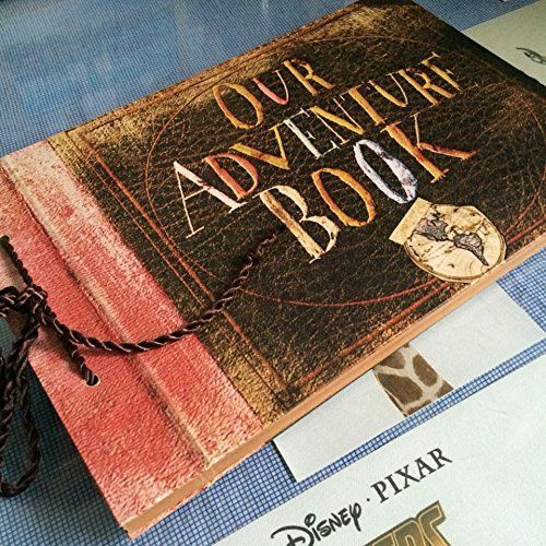 17 Best Ideas About Up Adventure Book On Pinterest