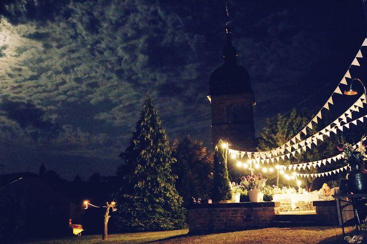 Romantisch Frankrijk; feesten tot in de late uurtjes. //Foto: Elise Drenthe van Lola's Events