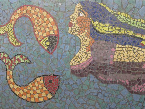 58 Best Rachel Bremner Mosaic Art Images On Pinterest