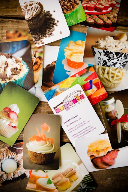 Business Time: Announcing New Save Recipe and Pinterest Buttons - Plus a  MOO Card Giveaway (from Cupcake Project - cupcakeproject.com)