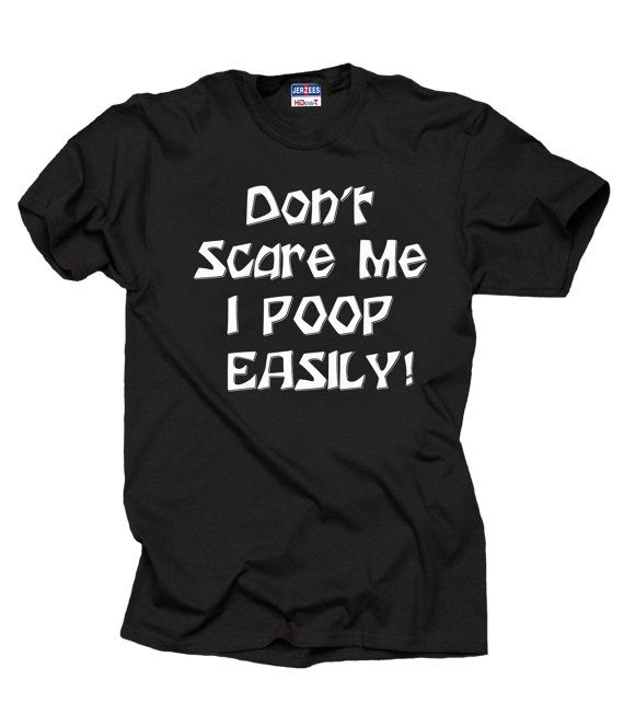 Hey, I found this really awesome Etsy listing at https://www.etsy.com/listing/242180232/funny-halloween-t-shirt-dont-scare-me-i