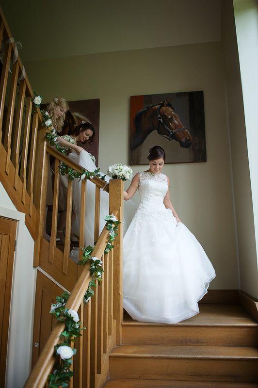 Great Hallingbury Manor Wedding Photography | Ashley and Lauren