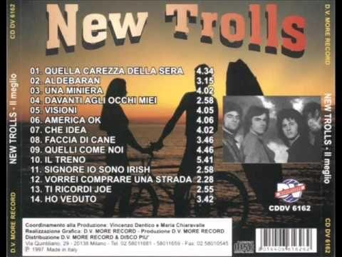 New Trolls - Una miniera (1968)