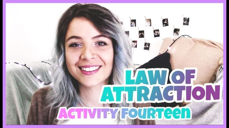 The Law of Attraction | How To Have The Best Day Ever | Activity Fourteen  #LOA