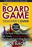 The Board Game Designer's Guide: The Easy 4 Step Process to Create Amazing Games That People Can't Stop Playing by Joe Slack (Author) #Kindle US #NewRelease #Humor #Entertainment #eBook #ad