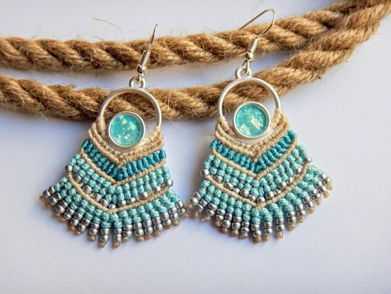 Hey, I found this really awesome Etsy listing at https://www.etsy.com/listing/518282790/aqua-blue-summer-earrings-opal-earrings