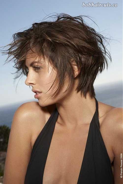 20 Low-Maintenance Short Textured Haircuts - 11 #ShortBobs