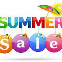 Maggie is excited about our end of summer sale.  Save $10 on every bear!!!