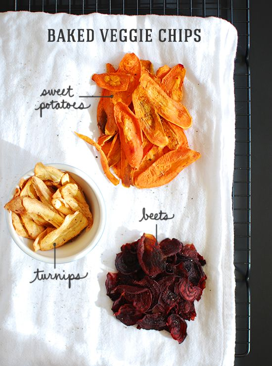 baked veggie chips recipe | inspired to share http://www.inspiredtoshare.com/2012/11/granola-files-veggie-chips