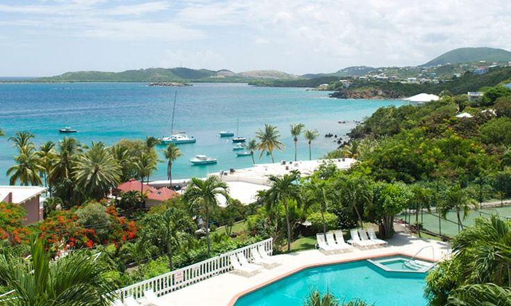 Us Virgin Islands Resorts All Inclusive Bolongo Bay