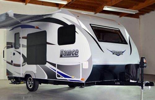 Lance Camper Corp Offers A Line Of Small To Medium Size