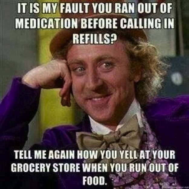 10 Hilarious Pharmacy Memes   Page 6