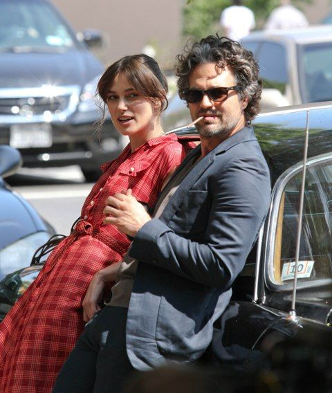 Mark Ruffalo and Kiera Knightly-Begin Again - you can say a lot about a person by what's on their playlist