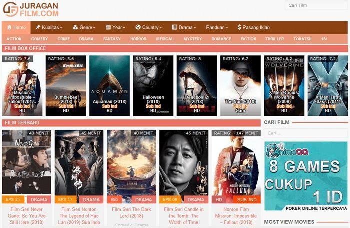17 Situs Aplikasi Nonton Film Bioskop Streaming Online Gratis Terbaru 2020 Bukubiruku Film Bioskop Drama