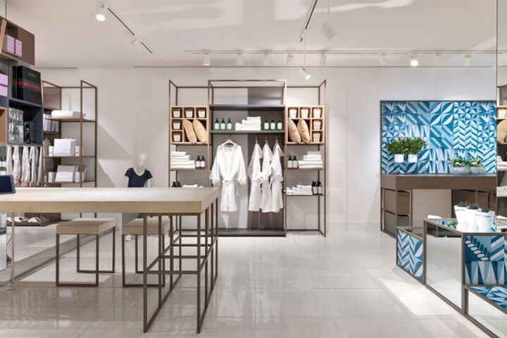 Yamamay concept store by Piuarch, Milano – Italy