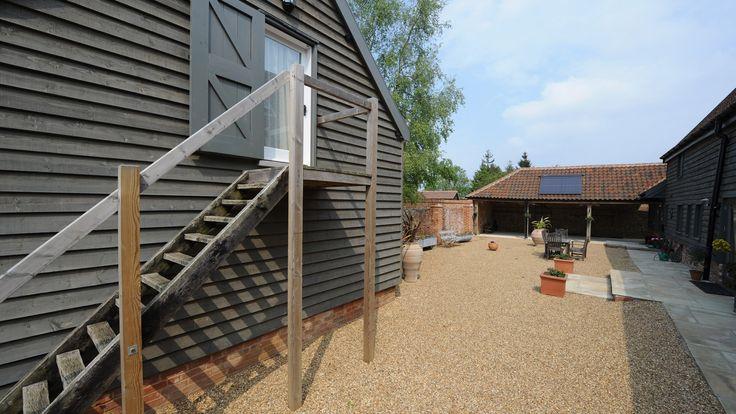 Sheppard's Barn | Robert Norman Construction