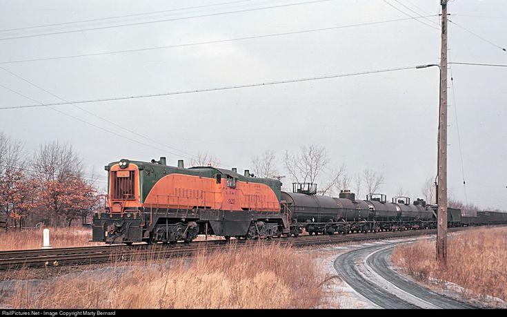 RailPictures.Net Photo: EJE 921 Elgin, Joliet & Eastern Railway Baldwin DT6-6-2000 at Gary, Indiana by Marty Bernard