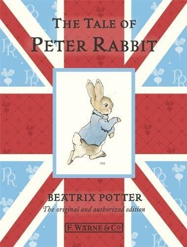Olympics 2012 Puffin Special Edition of Peter Rabbit