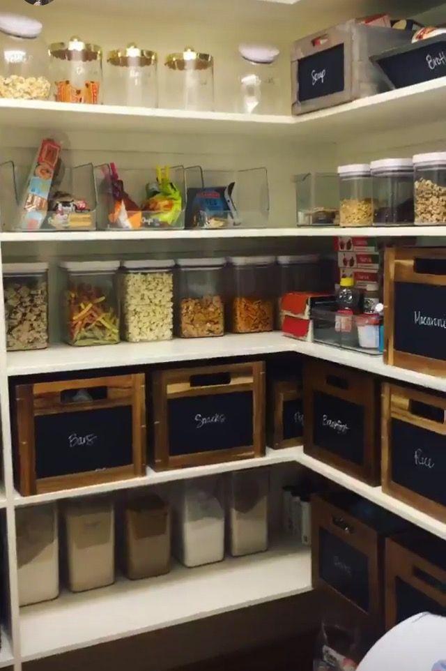 Love Samantha Ponder and her organizing skills