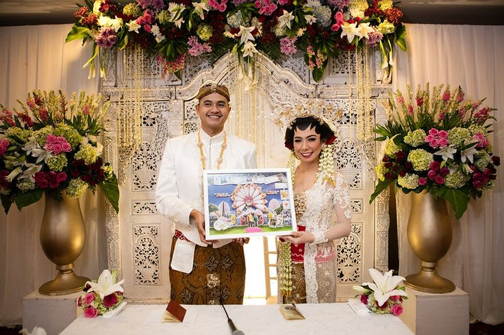 Pernikahan Percampuran Tiga Budaya ala Yuvie dan Ershad - 2g0a1020