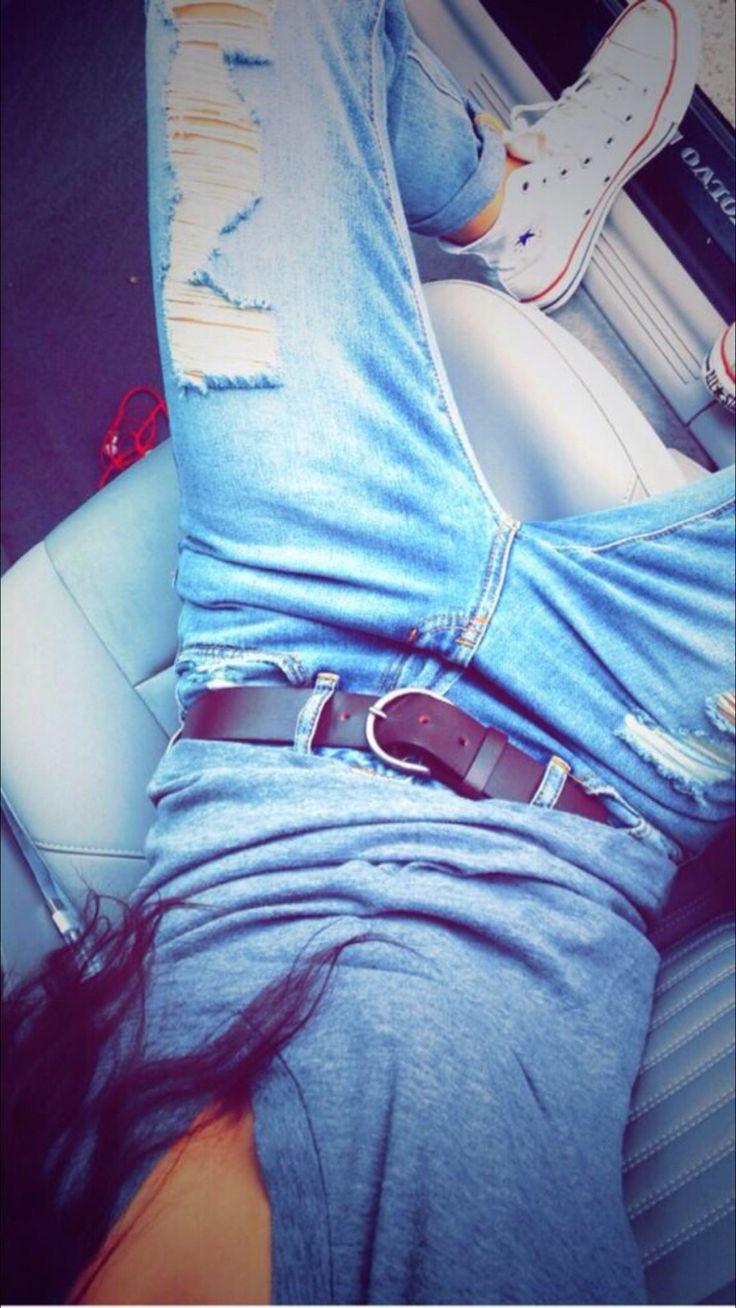 I should definitely wear more belts.