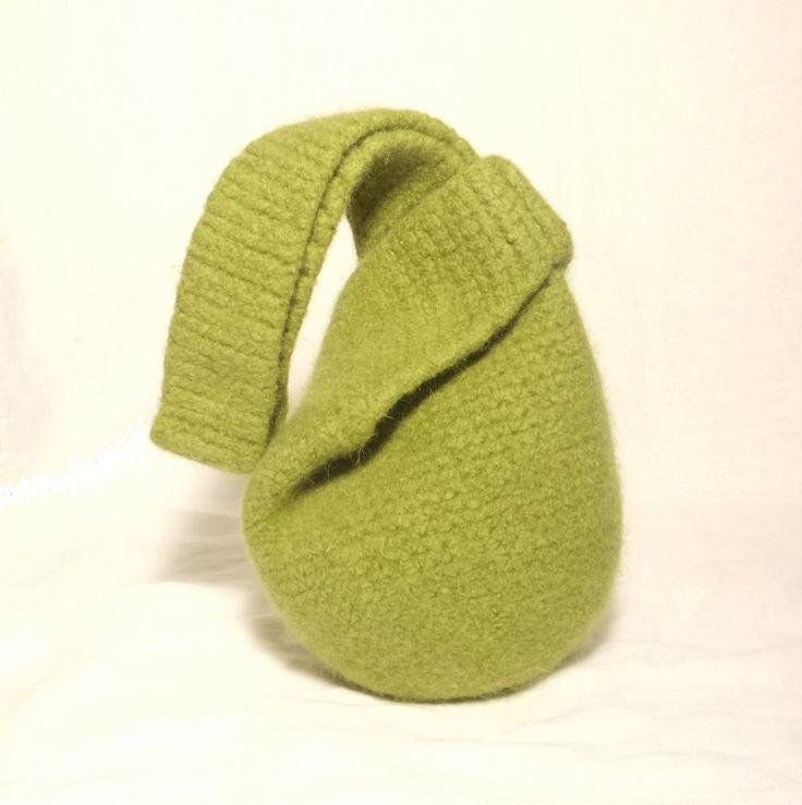 Japanese Knot Bag Crochet Pattern