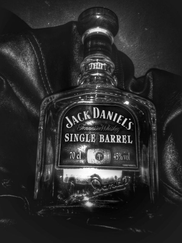 jackdaniels bw_collection Hdr_Collection blackandwhite