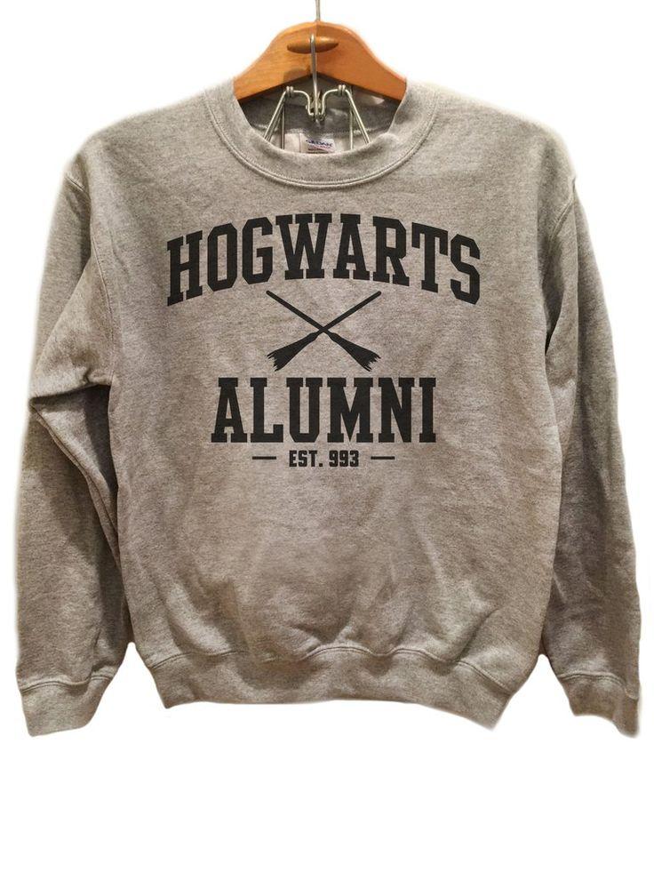 Hogwarts Alumni Simple - Sweater