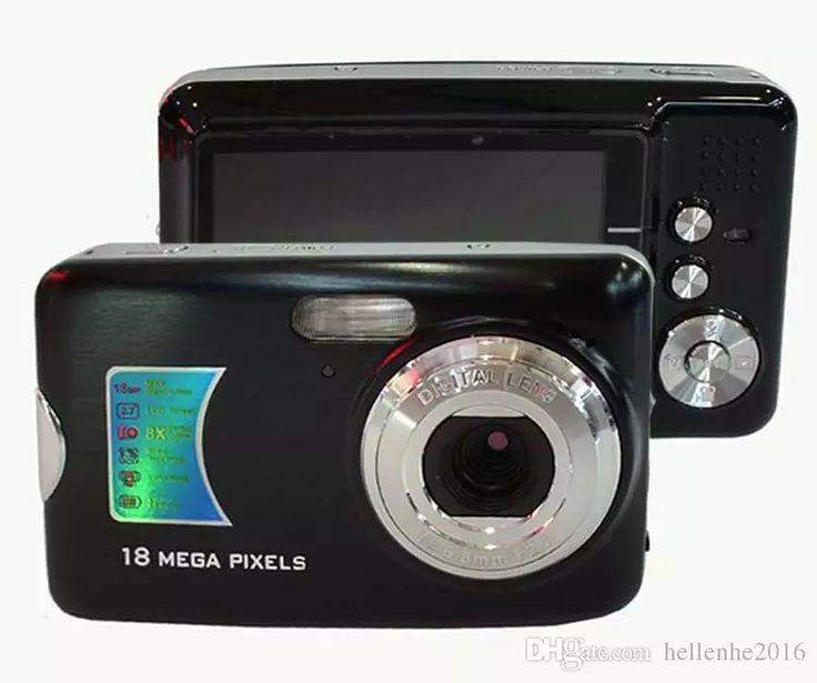 18MP Waterproof Digital Camera 16X Digital Zoom Shockproof 2.7 SD Camera with 8G & 16G Memory Card Digital Camera Waterproof Camera Memory Card Online with $53.72/Set on Hellenhe2016's Store   DHgate.com