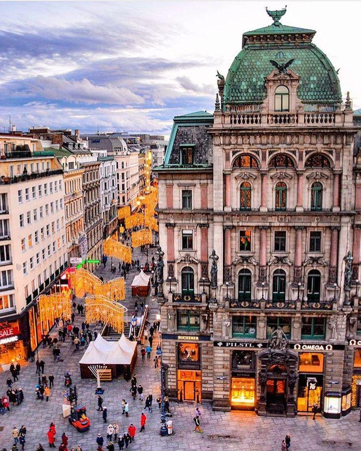 Best 25 vienna ideas on pinterest vienna austria for Best hotel in vienna for christmas