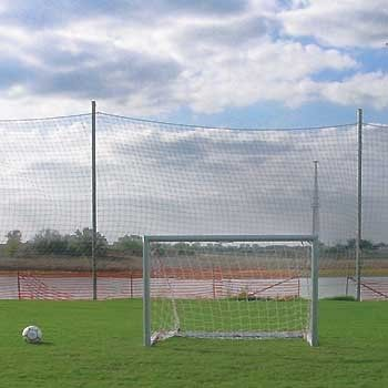 "Soccer Accessories. All Purpose Backstop System-1.75"" Mesh - SportsFan Outlet"