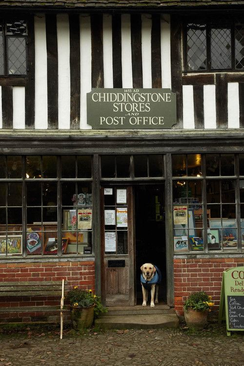 England Travel Inspiration - The oldest store in England, over 500 years old, in…