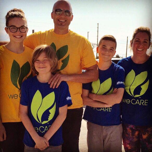 We Care Day! #WorkPlayCare #WorkSmart #PlayHard #CareMore #CARE #WeCareDay