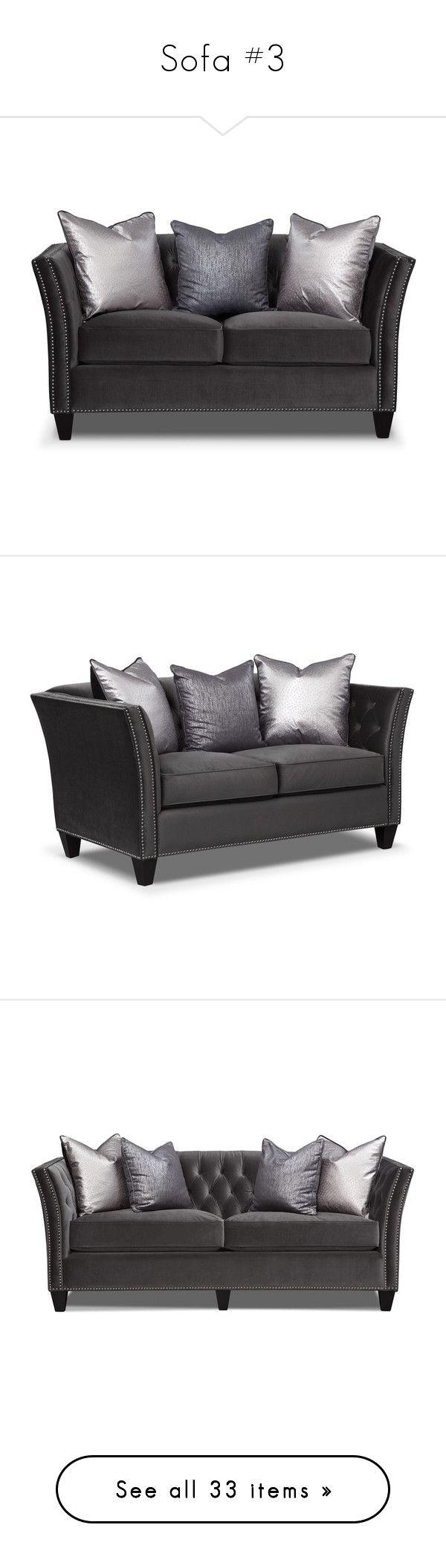 Best 20+ Dark gray sofa ideas on Pinterest   Gray couch decor ...