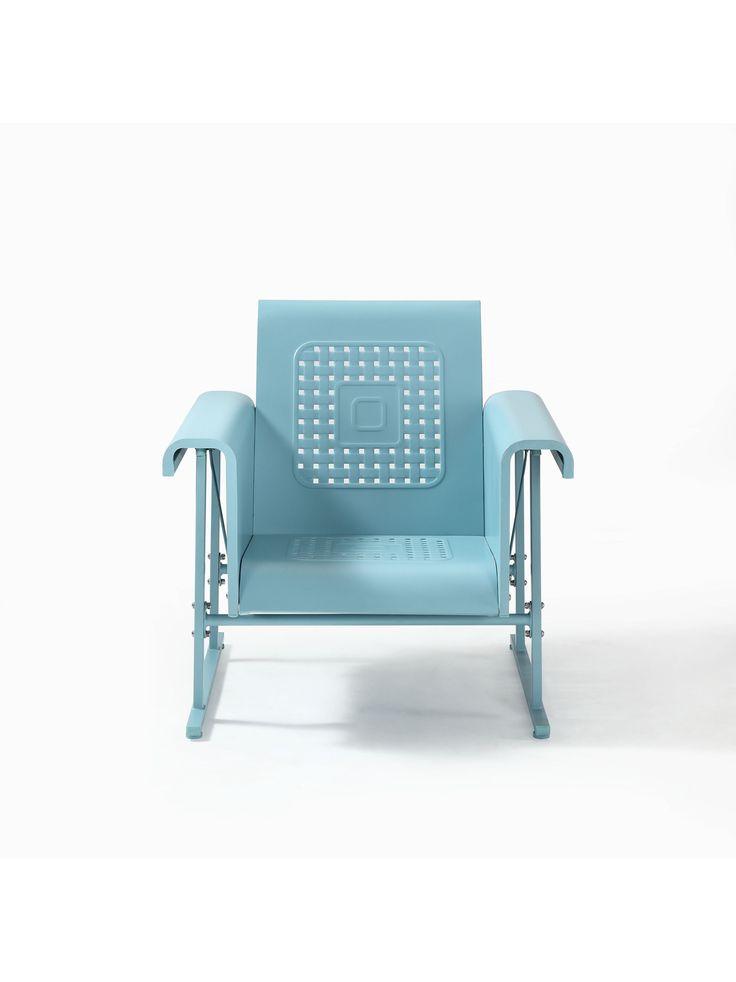 Glider Chair: Veranda Glider Chair | Gardeners.com