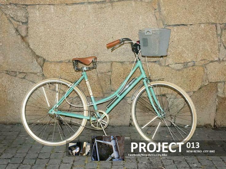 """Bicicleta de Senhora Modelo """"Patina"""""""