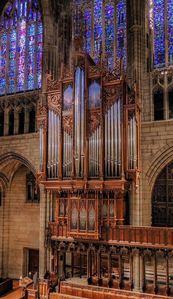 New York - Saint Thomas Church
