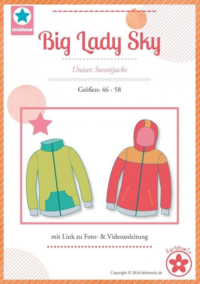 AllesKönner, Papierschnittmuster - farbenmix Online-Shop - Schnittmuster, Anleitungen zum Nähen