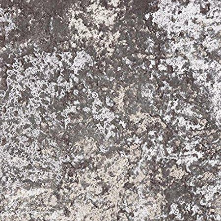 gecrushter Samt Vorhang & Möbelstoff (Panther)-Silber Grau (1Meter)