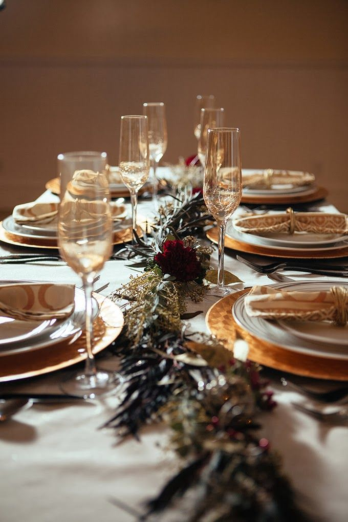 Wonderful Engagement Party Table Settings Gallery - Best Image ...