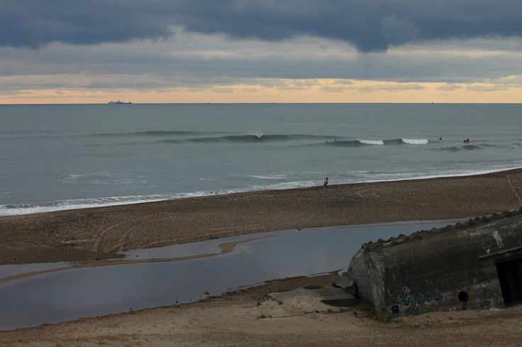Bunkers Surf, Denmark  Photo by Tom Blue - Surf Photos - Magicseaweed.com
