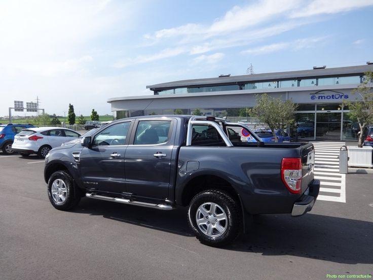Ford Ranger RANGER DOUBLE occasion à LILLE (Dpt.59) : 31 350 € | Autoreflex.com