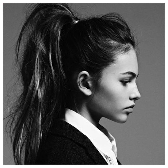 It's good to get messy from time to time, especially when it comes to our hair. There's no denying that a textured ponytail around the holidays, or really anytime is totally glamorous and easy to d...