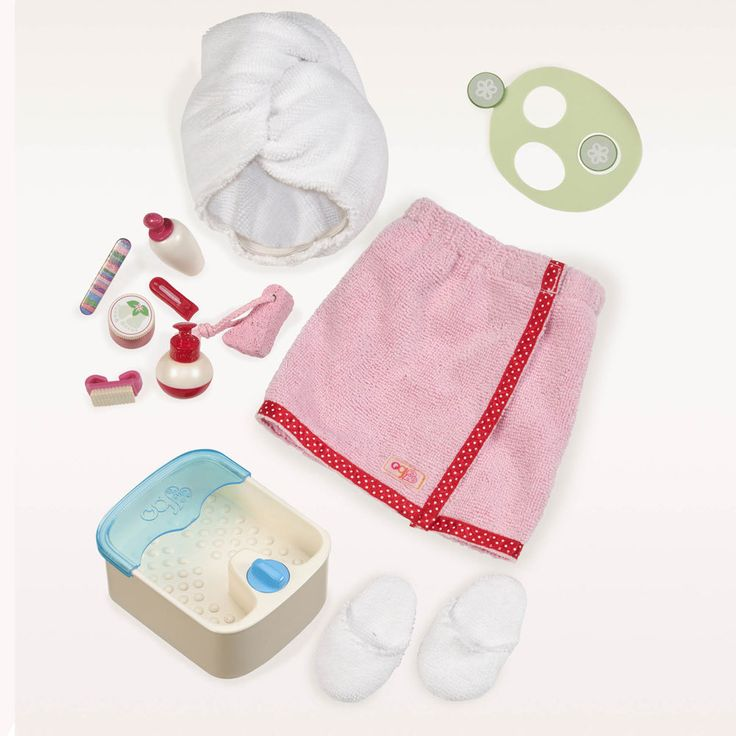 Our Generation Sp-aaaah Day Set.  Being and Our Generation doll can be tough. Give your dolls time to relax with this Our Generation accessories set; your dolls can have a luxurious spa experience.