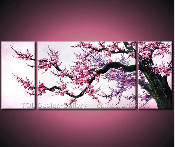 46 best images about lista de la compra on pinterest for Best brand of paint for kitchen cabinets with cherry blossom canvas wall art